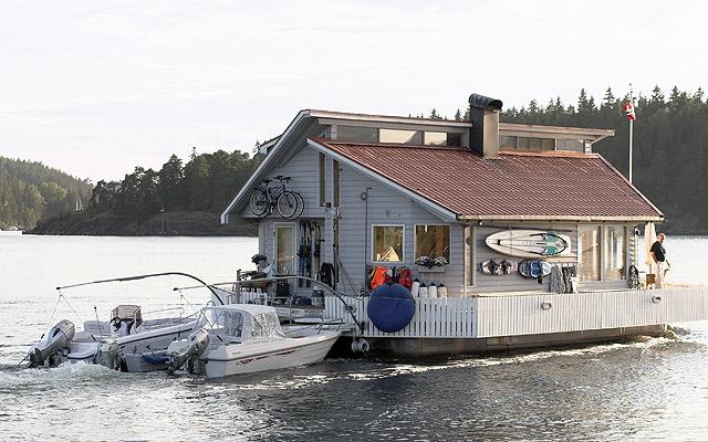 hausboot neu kaufen leben wie im hotel g nstige preise kosten gebrauchte hausboote design. Black Bedroom Furniture Sets. Home Design Ideas