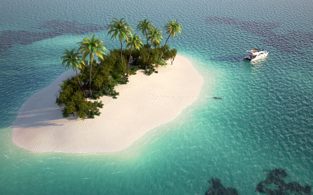 Islands For Sale In The Middle Of The Ocean