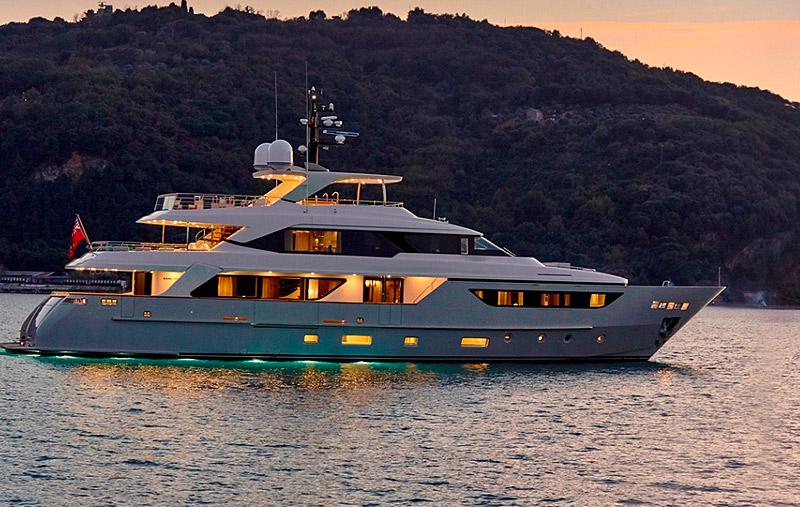 yacht boot led unterwasserbeleuchtung kaufen einbauen licht montage schiff beleuchtung. Black Bedroom Furniture Sets. Home Design Ideas
