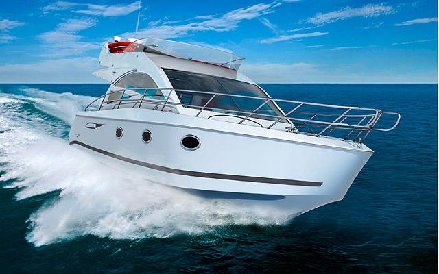 Eine Yacht Aus Stahl, Aluminium, Gfk Oder Cfk Kaufen Und Bauen