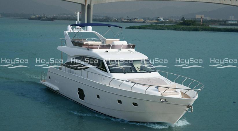 heysea70 yacht kaufen yachten mit luxus zum g nstigen preis luxusyacht luxusyachten. Black Bedroom Furniture Sets. Home Design Ideas