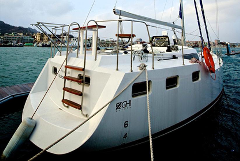 Segelyachten  GHI Yachts Sailing G40 Segelyacht kaufen von Yachtwerft ...