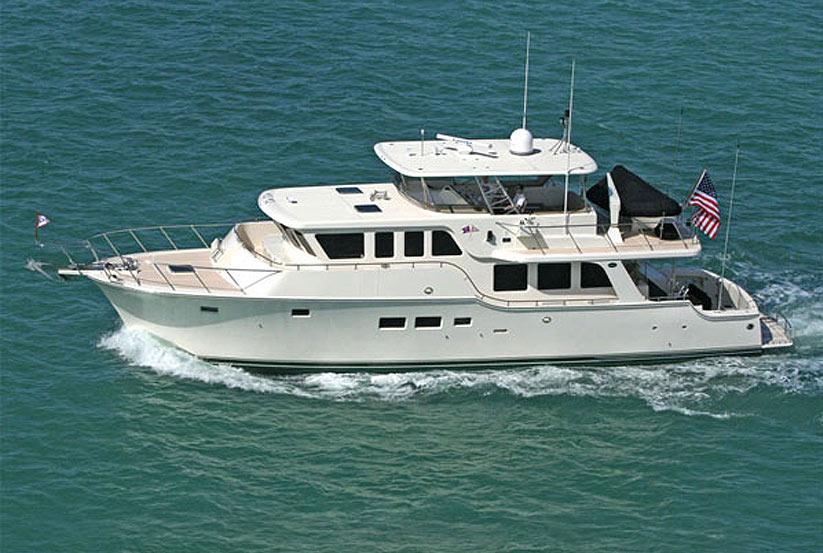 Luxusyachten preise  Trawleryacht kaufen vom Hersteller / Werft – Luxus Trawler Yacht ...