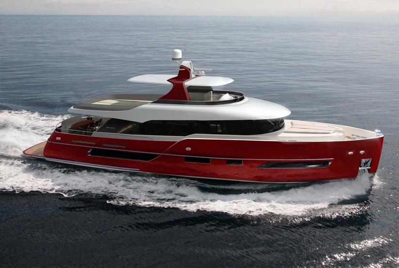 Luxusyachten preise  Italienische Luxusyacht kaufen vom Hersteller / Werft ...