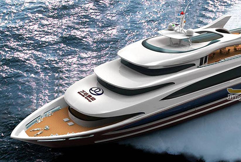 Superyachten kaufen  Jianglong Shipbuilding 59.80m Megayacht kaufen vom Hersteller ...