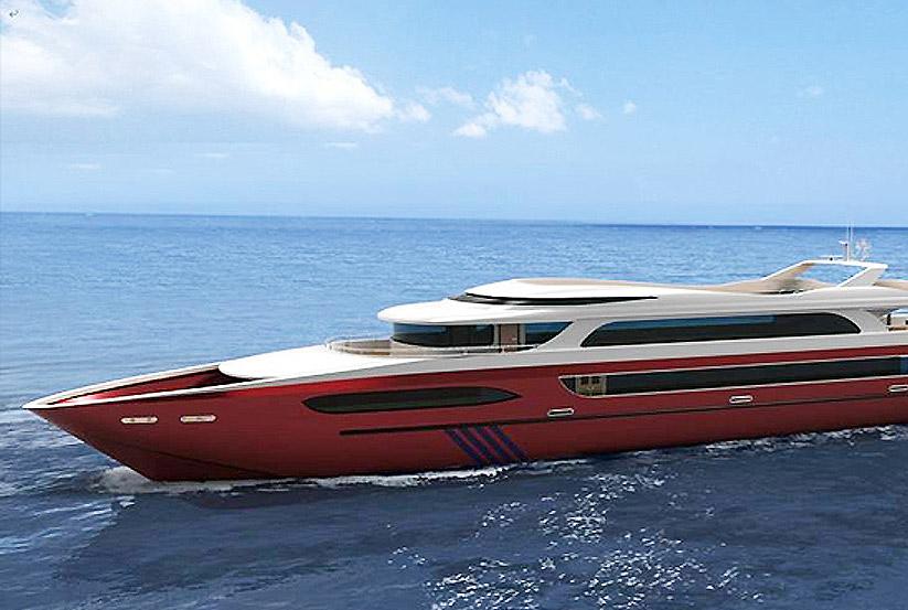 Luxusyachten preise  Jianglong Shipbuilding 46 Luxusyacht kaufen vom Hersteller / Werft ...