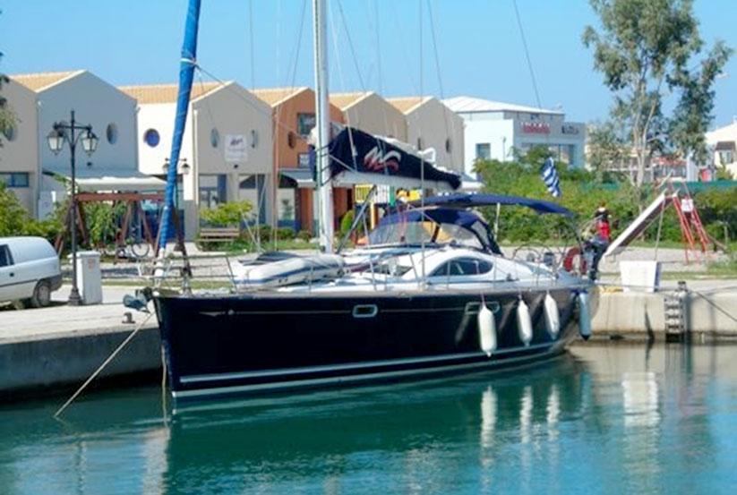 Luxus segelyachten  Gebrauchte Sun Odyssey 54 DS Segelyacht kaufen, Werft Jeanneau ...