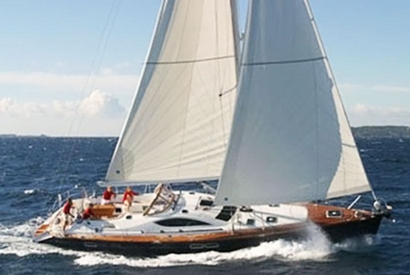 Luxus segelyacht holz  Gebrauchte Sun Odyssey 54 DS Segelyacht kaufen, Werft Jeanneau ...