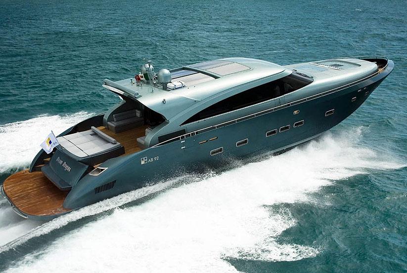 Luxusyachten preise  Neue AB 92 Luxusyacht kaufen vom Hersteller / Yachtwerft AB Yachts ...