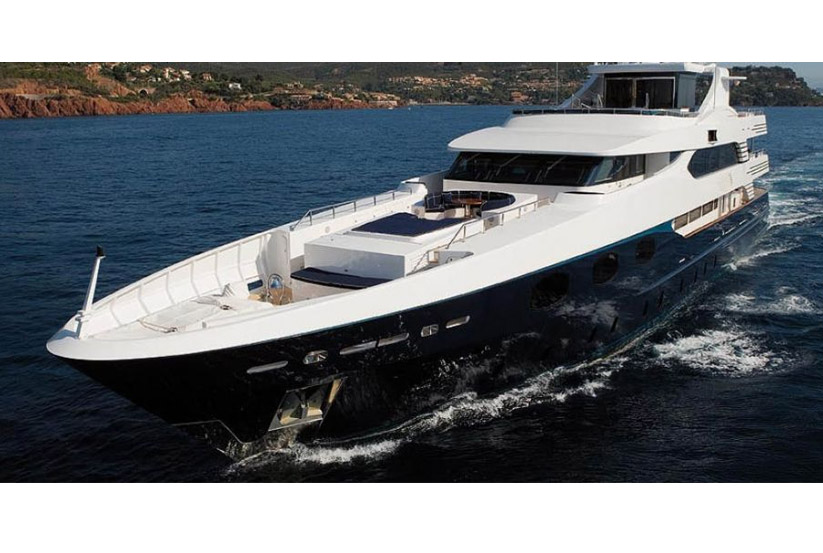 Superyachten kaufen  Neue Superyacht Alibi 50 kaufen vom Hersteller / Werft CBI Navi ...