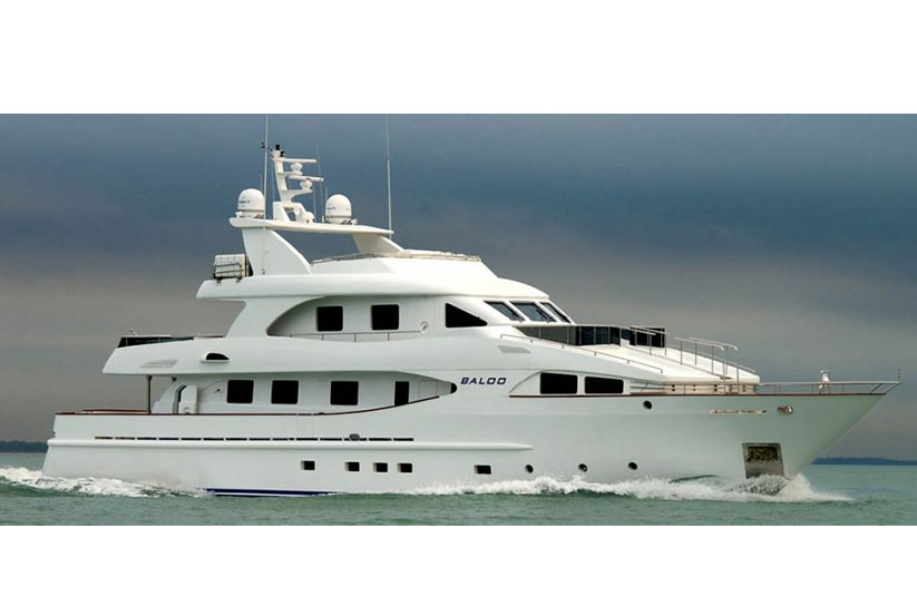 Superyachten innen  Neue Superyacht Baloo 33 kaufen vom Hersteller / Werft CBI Navi ...