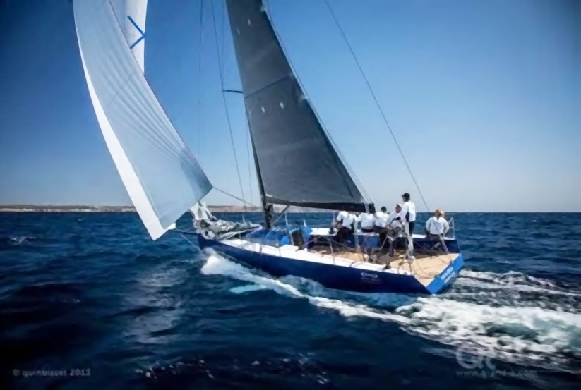 Segelyachten luxus  Gebrauchte Infiniti 36 GT Segelyacht kaufen, Werft Danish Yachts ...