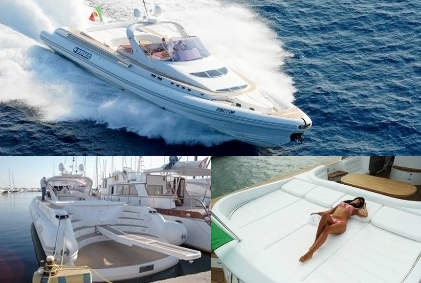 Luxusyachten innen  Gebrauchte Heaven 80 RIB Schlauchboot kaufen, Gebraucht ...