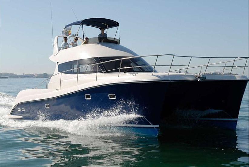Katamaran kaufen  Flash Cat 43 Katamaran kaufen vom Hersteller / Yachtwerft ...