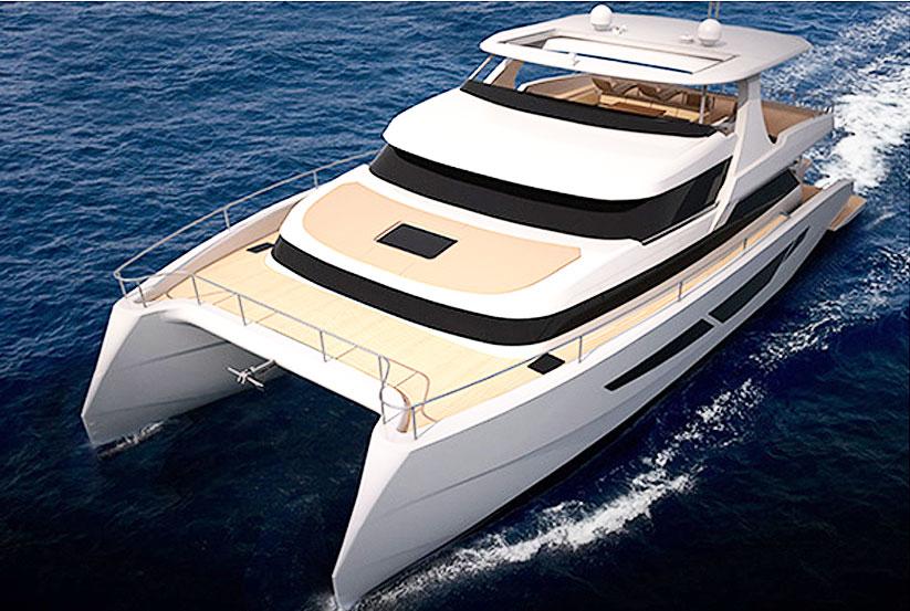 Katamaran kaufen  Spanischen Flash Cat 75 Katamaran kaufen vom Hersteller / Yachtwerft ...