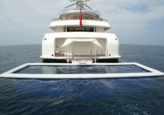 Seapool für eine Yacht kaufen