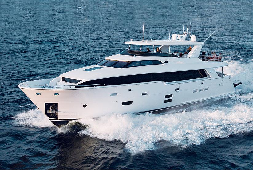 Superyachten kaufen  Hatteras 100 Raised Pilothouse Superyacht kaufen – Hersteller ...