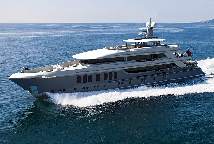 Charmant Modell: Markenhersteller 1 Luxusyacht U2013 47.00 Meter Kategorie: Luxusyachten  Länge: 47,00 Meter Zustand: Neu Ca. Preis: AUF ANFRAGE