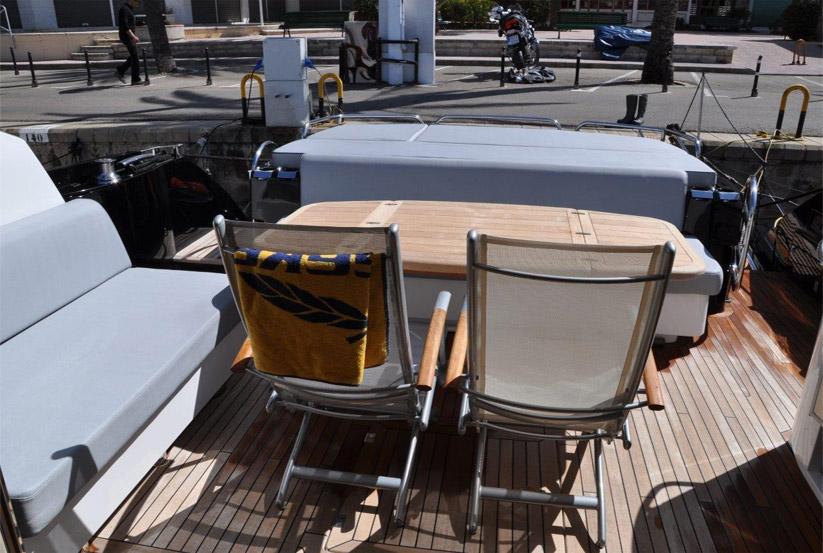 gebrauchte sunseeker predator 64 luxusyacht kaufen gebraucht luxusyachten verkaufen verkauf. Black Bedroom Furniture Sets. Home Design Ideas