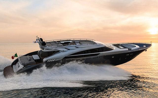 AB 100 Motoryacht