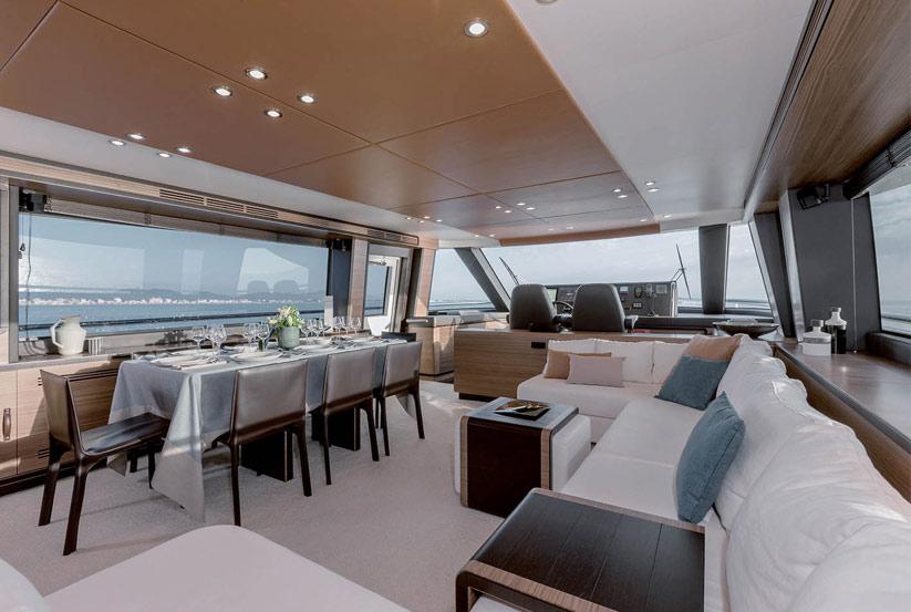 Azimut Magellano 76 Reiseyacht Kaufen Yacht Fur Langere